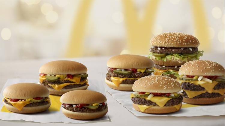 Γιατί δεν χαλάνε τα hamburgers McDonald's?