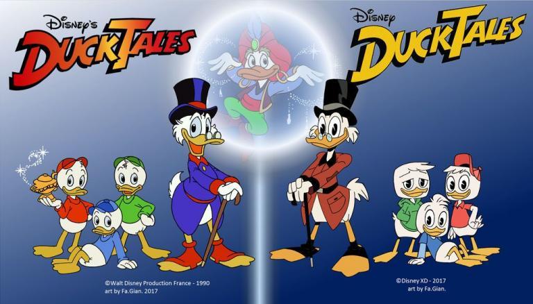 """Πως ο Νόλαν """"έκλεψε"""" το Inception από το DuckTales"""