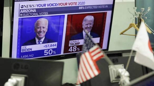 """Σχετικά με τις εκλογές στη ΗΠΑ, την νοθεία και την """"νίκη"""" Biden"""