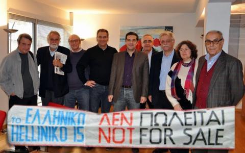 Ο Άδ. Γεωργιάδης μοιράζεται επεξεργασμένη φωτογραφία του Α. Τσίπρα